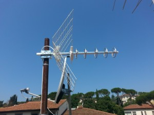 Antenna Via Senese Firenze